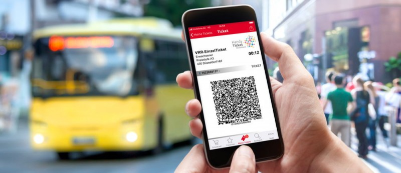 Mobiles Ticketing im ÖPNV